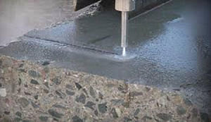 Waterjets and Concrete
