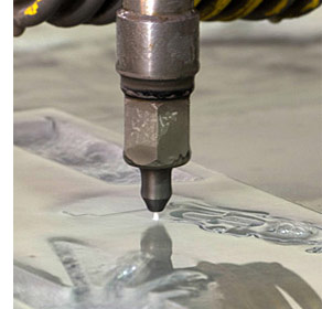 How to Control Waterjet Taper Effect